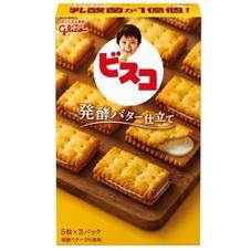 ビスコ発酵バター仕立て 78円(税抜)