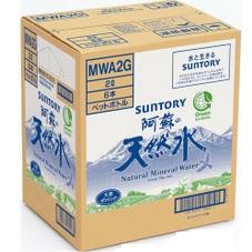 阿蘇の天然水ケース 398円(税抜)