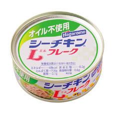 オイル不使用シーチキンLフレーク 98円(税抜)