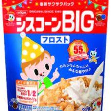 シスコーンBIG(フロスト) 178円(税抜)