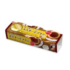 カスタードプリン 137円(税抜)