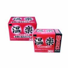 温楽カイロ 397円(税抜)