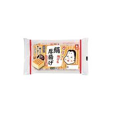 カリッと焼く絹厚揚げ 68円(税抜)