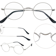 ハリー・ポッターのメガネモデル(アンティークシルバー) 20,000円(税抜)