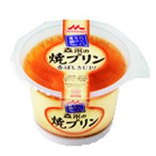 焼プリン・限定100コ限り 58円(税抜)