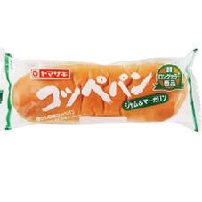 コッペパン ジャム&マーガリン 78円(税抜)