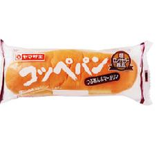 コッペパン つぶあん&マーガリン 78円(税抜)