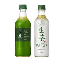 生茶・生茶デカフェ 75円(税抜)
