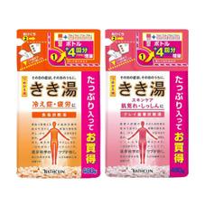 きき湯詰替え各種 547円(税抜)