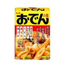 おでんの素 107円(税抜)