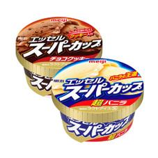 エッセルスーパーカップ 各種 77円(税抜)