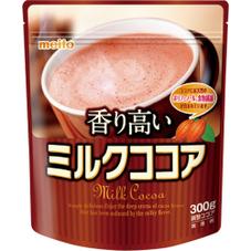 香り高いミルクココア 198円(税抜)