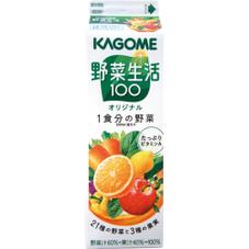 野菜生活100オリジナル 178円(税抜)