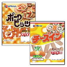 ポークビッツ、チーズイン 138円(税抜)