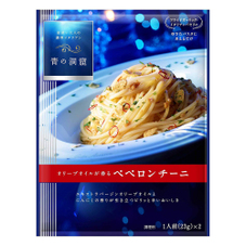 青の洞窟 ペペロンチーニ 198円(税抜)