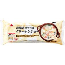 北海道ポテトのクリームシチュー 368円(税抜)