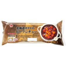 北海道ポテトのビーフシチュー 368円(税抜)