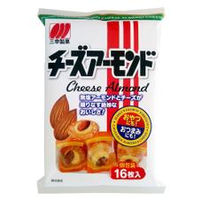 チーズアーモンド 148円(税抜)