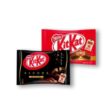 キットカットミニ・オトナの甘さ各種 188円(税抜)