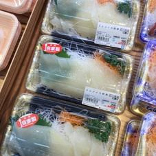 スルメイカ刺身 380円(税抜)