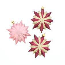 クリスマスオーナメント(スター) 150円(税抜)