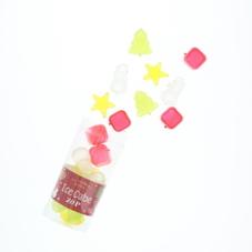 クリスマスアイスキューブ (レッド・グリーンセット) 300円(税抜)
