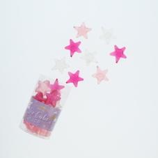 クリスマスアイスキューブ (ピンクスターセット) 300円(税抜)