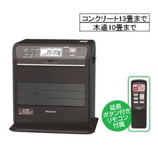 石油ファンヒーター 35,800円(税抜)