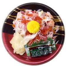 海鮮ばらちらし寿司 380円(税抜)