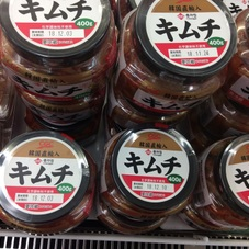 韓国キムチ 278円(税抜)