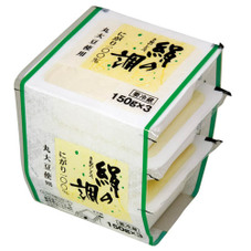 絹ごし豆腐(ミニ) 38円(税抜)