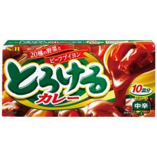 とろけるカレー 中辛 98円(税抜)