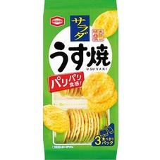 サラダうす焼 95円(税抜)