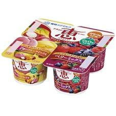 ナチュレ恵megumi 7種のフルーツミックス+ベリーミックス 110円(税抜)