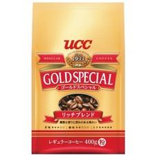 ゴールドスペシャルリッチブレンド 398円(税抜)
