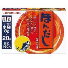 ほんだし 8g×20袋 258円(税抜)