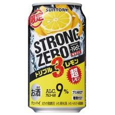 -196℃ストロングゼロ<トリプルレモン> 98円(税抜)