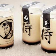 侍のプリン 498円(税抜)