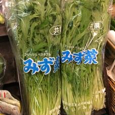 水菜 98円(税抜)