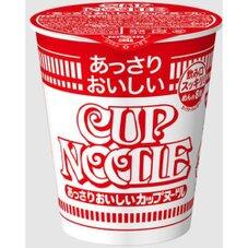 日清あっさりおいしいカップヌードル 88円(税抜)