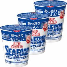 日清あっさりおいしいシーフードヌードル 88円(税抜)
