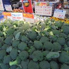大山ブロッコリー 97円(税抜)
