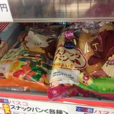 パスコ スナックパン 各種 118円(税抜)