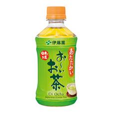 ホット お~いお茶緑茶 10ポイントプレゼント
