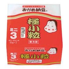 おかめ納豆 極小粒ミニ3 5ポイントプレゼント