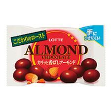 アーモンドチョコレート カリッと香ばしアーモンド ポップジョイ 10ポイントプレゼント