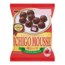 苺ムース ミルクチョコレート 10ポイントプレゼント
