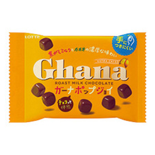 ガーナ ローストミルクポップジョイ 10ポイントプレゼント