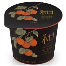 「和セレクション」ほうじ茶風味 柿果肉入り 158円(税抜)