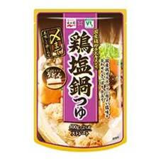 鶏塩鍋つゆ 5ポイントプレゼント